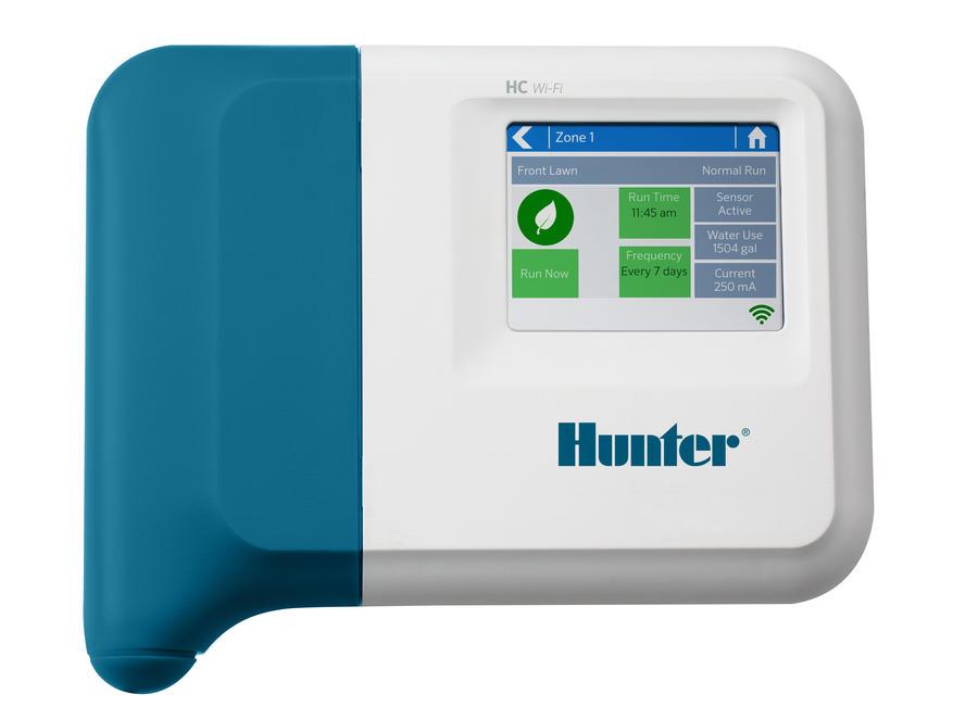 Hunter HC WiFi Steuerung