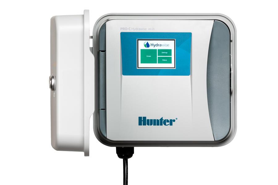 Hunter HPC WiFi Steuerung