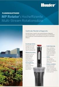 MP ROTATOR Planungsleitfaden