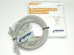 Netafim Cooling Kit Nebeldüsen mit 5 Düsen + Filter