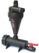 Hydro-Zyklonfilter aus PP Kunststoff-Hydrozyklonfilter Typ 1