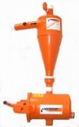 Yamit Hydrozyklonfilter Typ 3 Gewindeanschluss 3/4