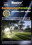 Price List 2016 Irrigation paradise incl. 5 Euro gift card *