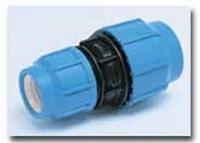 PE-Klemmverbinder Kupplung reduziert 50 x 40 mm