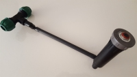 Hunter PRS40-CV + MP LCS 515 + Swing Joint + PE Verbinder