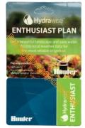 HUNTER HC Hydrawise Plan Karte Enthusiast (1 Jahr)