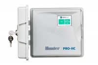 HUNTER PRO-HC-601 E WiFi Steuergerät, 6 Stationen Outoor mit Hydrawise