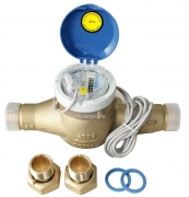 Mehrstrahlzähler für Kaltwasser 3/4 Zoll QN2,5