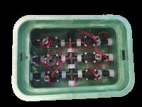 Vormontierte Hunter Ventilstation mit 6 Hunter Magnetventilen