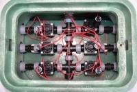 Vormontierte Hunter Ventilstation mit 5 Hunter Magnetventilen