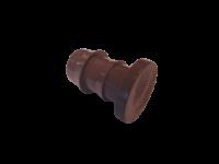 Endverschluss 17 mm D-Barb