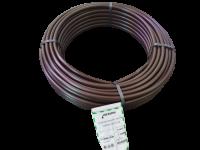 50 m Rolle Blindrohr PE-Rohr weich, PN 4, 16 mm
