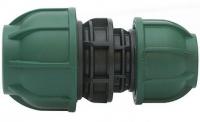 PE-Klemmverbinder Kupplung reduziert 32 x 25 mm