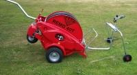 Remo 50-T-150 Einzugs-Regenmaschine mit Turbinenantrieb