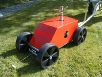 Selbstfahrender Regnerwagen REMO 3T