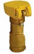 Schnellkupplungsventil Messing Typ 3RC, 3/4IG (Wassersteckdose)